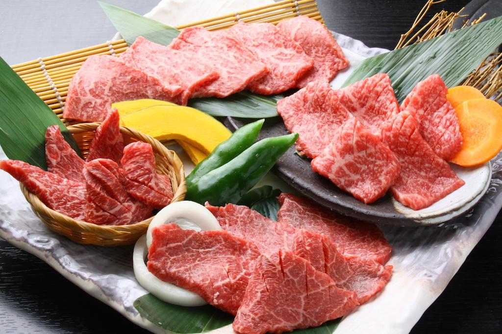 仙台牛の焼肉