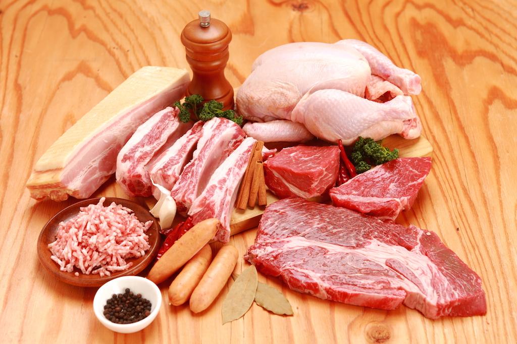 牛肉の栄養
