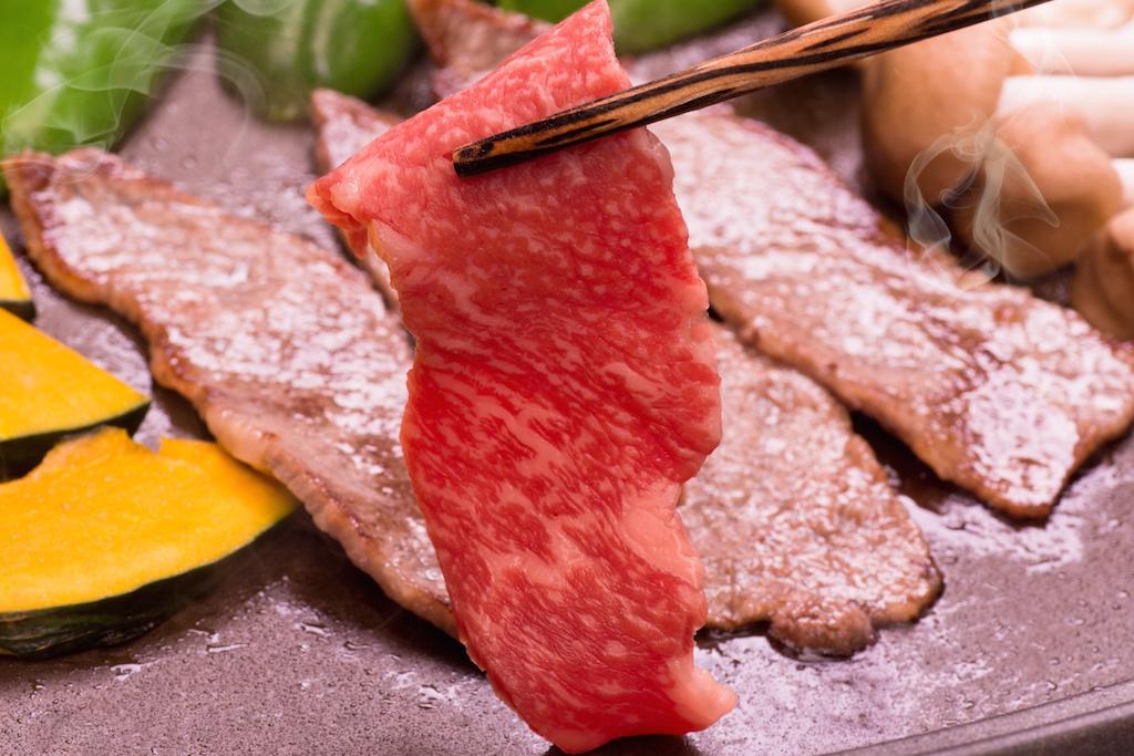 那須牛の焼肉