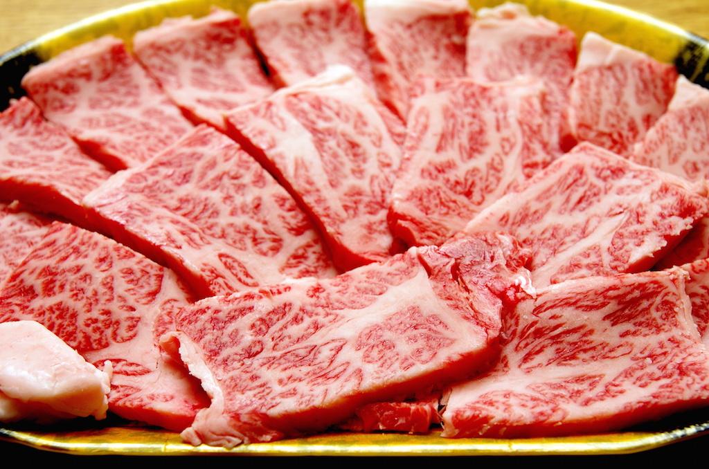 ご褒美のお肉