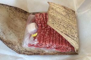 お肉も個包装されています